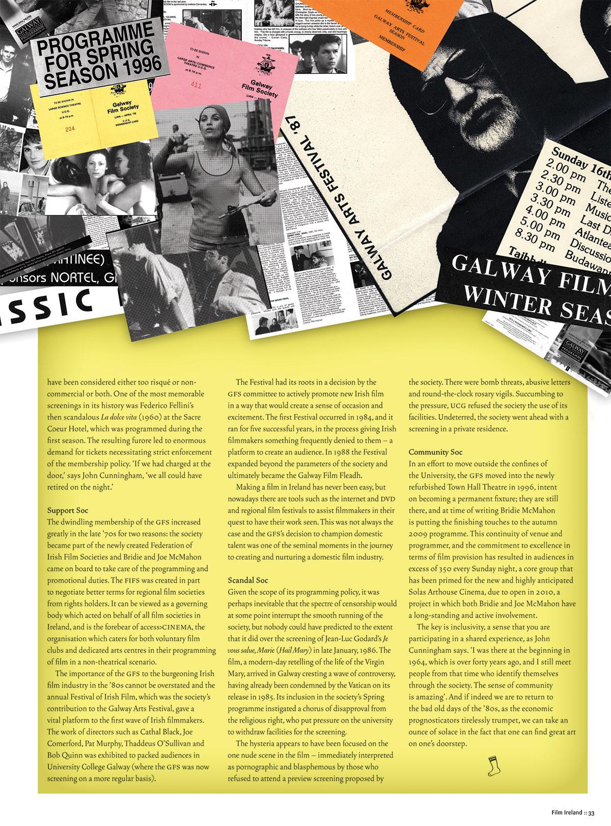 GFS History 2/2